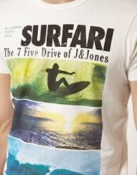 Pánské triko Jack and Jones - bílé
