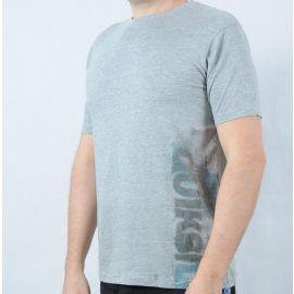 Pánské triko Quiksilver šedá