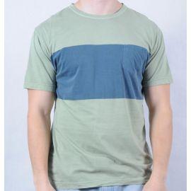 Pánské triko Quiksilver zelená