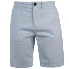 Pierre Cardin Chino Shorts Mens Blue