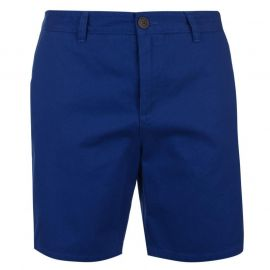 Pierre Cardin Chino Shorts Mens Cobalt