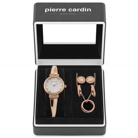 Pierre Cardin Watch PCX6857L295K Rose Gold