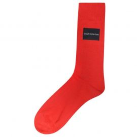 Ponožky Calvin Klein Socks Snr02BX99 Crimson Red