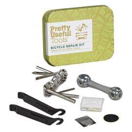 Pretty Useful Tools Bicycle Repair Kit 04 Yellow