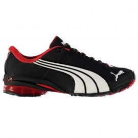 Puma Jago Trainers  Black/Red
