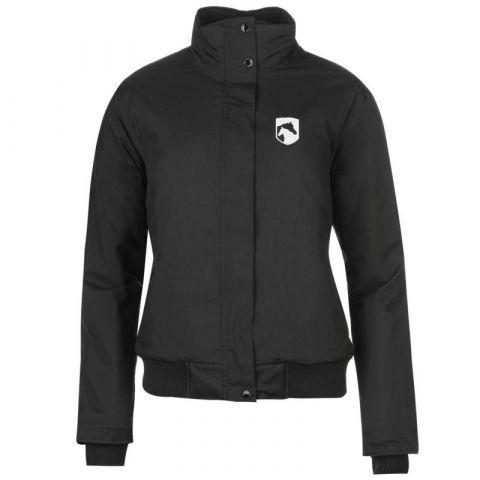 Requisite Blouson Jacket Ladies Black