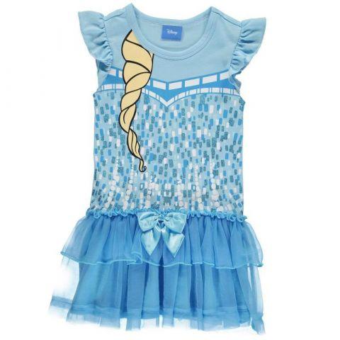 Šaty Character Play Dress Infant Girls Frozen Elsa