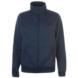 Slazenger Full Zipped Jacket Mens Charcoal Marl