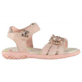 SoulCal Vel Strap Sandals Infant Girls Pink