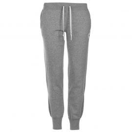 Sportovní kalhoty Converse Basic Joggers Grey