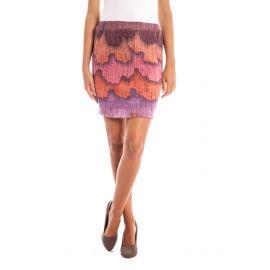 Sukně LAVAND. sukně MULTICOLOR