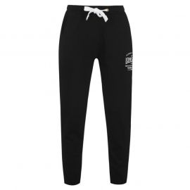 Tepláky Lonsdale Box Lightweight Sweat Pants Mens Black