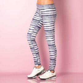 Tepláky Under Armour Womens UA Studio Printed Leggings Blue