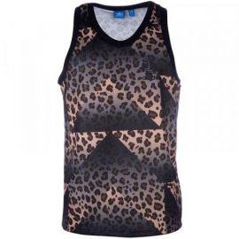 Tílko Adidas Originals Mens Cheetah Tank Top Multi colour