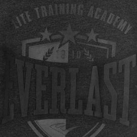 Tílko Everlast String Vest Mens Charcoal Marl