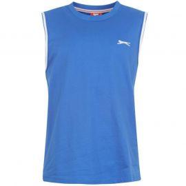 Tílko Slazenger Sleeveless T Shirt Mens Blue