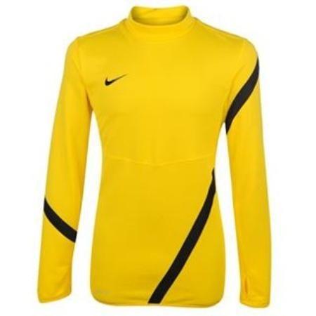 Triko s dlouhým rukávem Nike - žluté