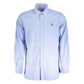 U.S. POLO ASSN. košile s dlouhým rukávem AZZURRO
